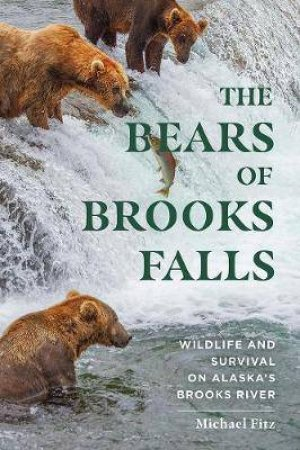 The Bears Of Brooks Falls by Michael Fitz