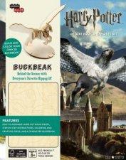 Harry Potter Buckbeak Deluxe Book And Model Set