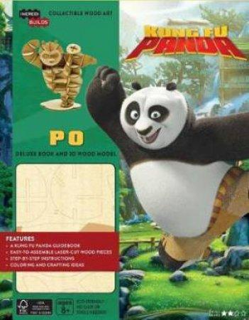 Incredibuilds: Dreamworks: Kung Fu Panda Deluxe Book by Barbara Bazaldua