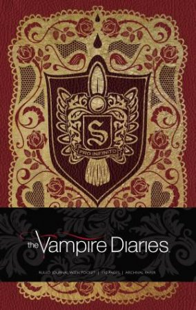 The Vampire Diaries by Insight Editions