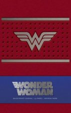 Wonder Woman Ruled Pocket Journal