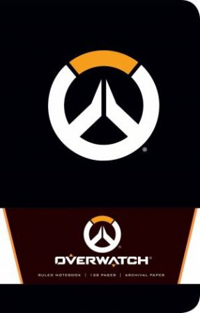 Overwatch Ruled Notebook by Insight Editions