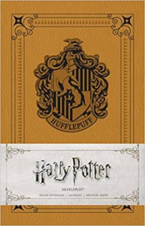 Harry Potter: Slytherin Ruled Notebook by Various