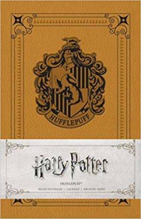 Harry Potter: Slytherin Ruled Notebook