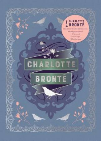 Charlotte Bronte Deluxe Note Card Set by Various