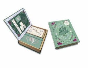 Emily Dickinson Deluxe Note Card Set by Insight Editions
