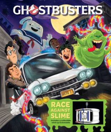 Ghostbusters Ectomobile: Race Against Slime by Various