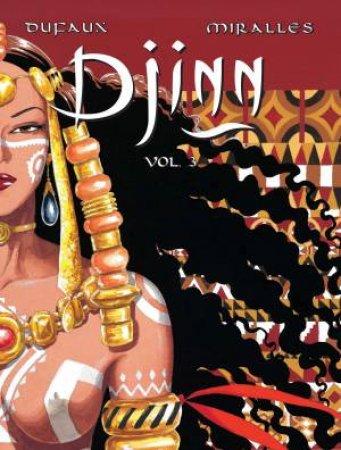 Djinn, Vol. 3 by Jean Dufaux
