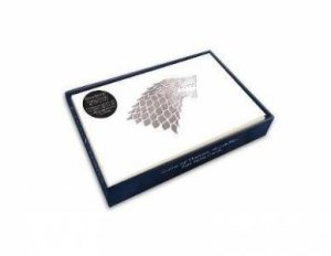 Game Of Thrones: House Sigil Foil Note Cards by Various