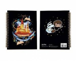 Harry Potter Spiral Notebook by Various