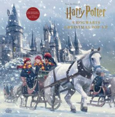 Harry Potter: A Hogwarts Christmas Pop-Up by Various