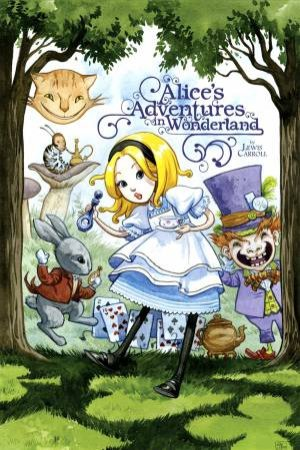 Alice's Adventures In Wonderland With Illustrations By Jenny Frison