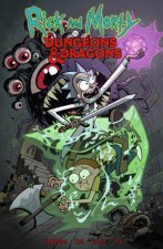 Rick And Morty Vs Dungeons  Dragons