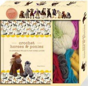 Crochet Horses & Ponies by Megan Kreiner