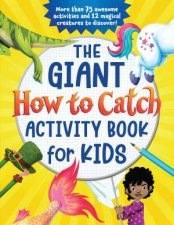 The Giant How To Catch Activity Book For Kids