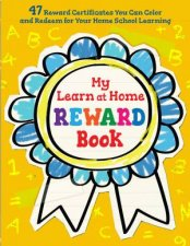 The AtHome Learning Reward Book For Kids