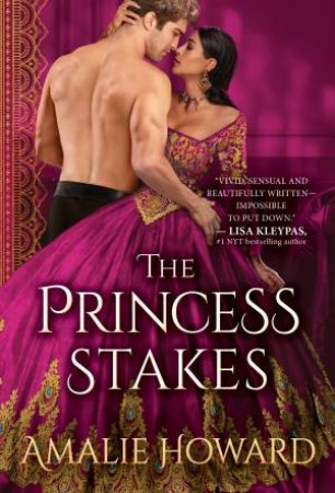 The Princess Stakes by Amalie Howard