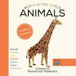Animals Multilingual Board Book