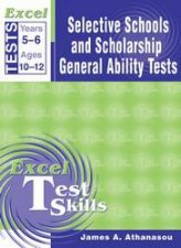 Excel Selective Schools  Scholarship General Ability Tests