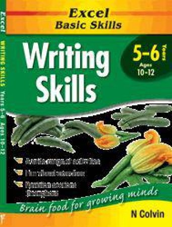 Excel Basic Skills: Writing Skills - Years 5 - 6