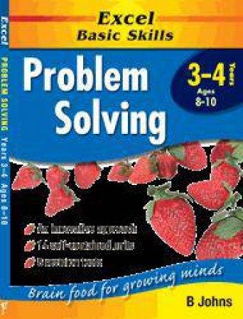 Excel Basic Skills: Problem Solving  Years 3 - 4