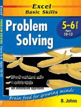 Excel Basic Skills: Problem Solving Years 5 - 6