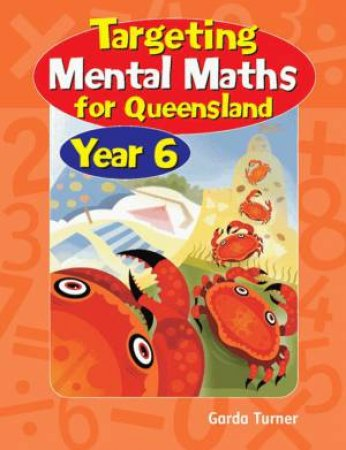QLD Targeting Mental Maths Year 6 by Garda Turner