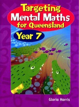 QLD Targeting Mental Maths Year 7