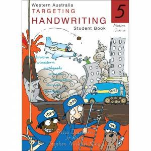 WA Targeting Handwriting Student Book Year 5