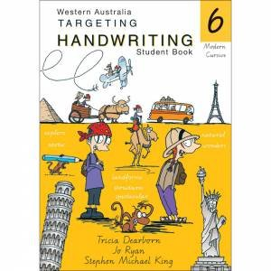WA Targeting Handwriting Student Book Year 6