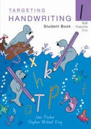 NSW Targeting Handwriting Student Book 1 by Jane Pinsker