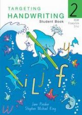 NSW Targeting Handwriting Student Book 2