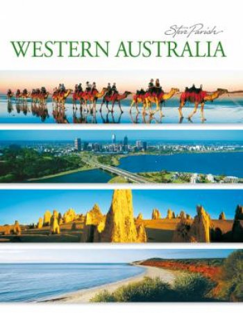 Western Australia: Steve Parish Souvenir Picture Book
