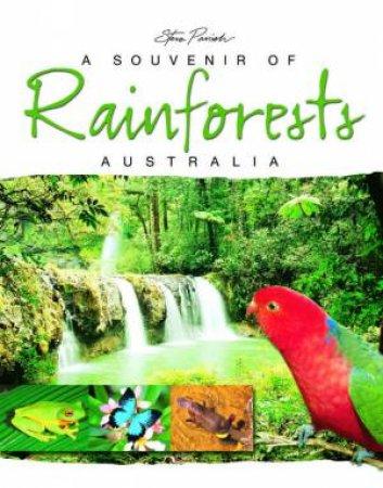 A Souvenir Of Rainforests Australia by Steve Parish
