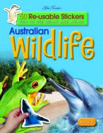Australian Wildlife Sticker Book 2