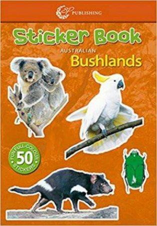 Book D&L Sticker Bushland