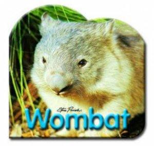 Steve Parish Board Book: Wombat