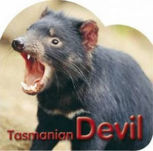 Board Book Tasmanian Devil