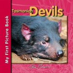 My First Picture Book Tasmanian Devils