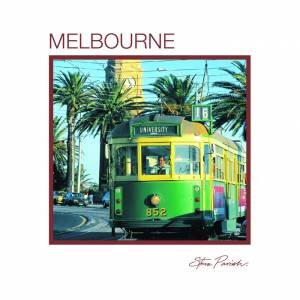 Steve Parish - Mini Gift Book - Melbourne