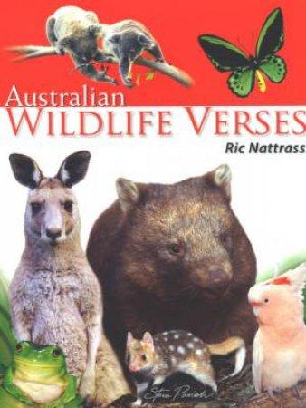 Australian Wildlife Verses by Ric Nattrass
