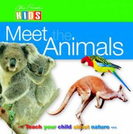 Steve Parish Kids: Meet The Animals
