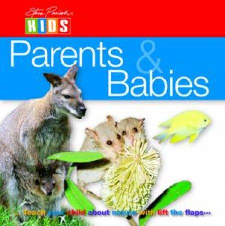 Steve Parish Kids: Parents and Babies