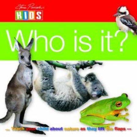 Steve Parish Kids: Who Is It?
