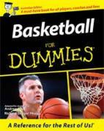 basketball for dummies pdf free download