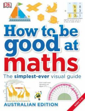 How To Be Good At Maths (Australian Edition)