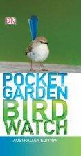Pocket Garden Birdwatch by David Andrew