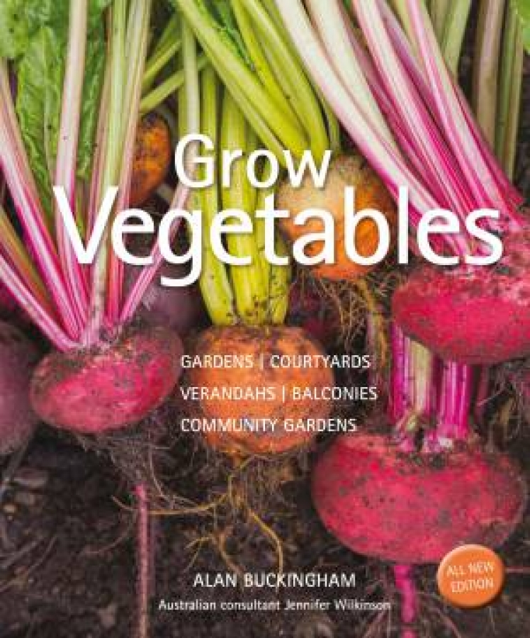 Grow Vegetables by Various [Hardcover]