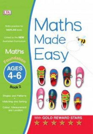 Maths Made Easy: Foundation Book 2 by Various