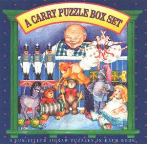 A Carry Puzzle Box Set by Unknown